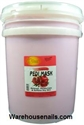 Picture of SpaRedi Item# 05390 Pedi Mask Pomegranate 5 Gallon