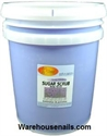 Picture of SpaRedi Item# 01030 Sugar Scrub Lavender & Wild Flower 5 gallon