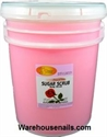 Picture of SpaRedi Item# 01060 Sugar Scrub Sensual Rose 5 gallon