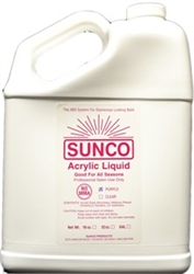 Picture of Sunco Liquid - Acrylic Liquid Purple 1 Gallon