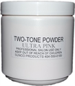 Picture of Sunco Powder - Two-Tone Powder Ultra Pink 16oz