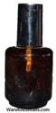 Picture of Baralan Item# F81-17/15 Amber Glass Bottle 0.5oz