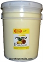 Picture of SpaRedi Item# 05420 Pedi Mask Pineapple 5 Gallon