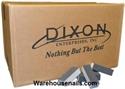 Picture of Dixon Buffers - 11008C Grey Black 3-way 100/180 (500 per box)