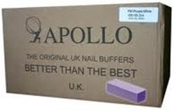 Picture of Apollo Beauty - PW1C Purple White 3-way 100/100 (500 per box)