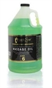 Picture of Footspa Item# 02514 Massage Oil 1 gallon (128 oz)