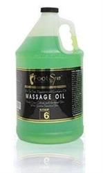 Picture of Footspa Item# 02514 Massage Oil 1 gallon (128 oz)