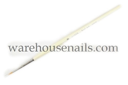 Picture of Fuji Ginza White Nail Art Brushes - 10