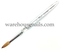 Picture of Petal Silver Cap Brush - 16