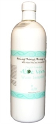 Picture of La Palm Lotion - Healing Therapy Massage Lotion Aloe Vera 32 oz