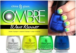 Picture of China Glaze  - 81505 Wave Runner
