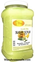 Picture of SpaRedi Item# 01350 Sugar Scrub Cucumber & Melon 1 Gallon