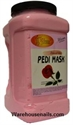 Picture of SpaRedi Item# 05050 Pedi Mask Sensual Rose 1 gallon (128 oz)
