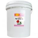 Picture of SpaRedi Item# Pedi Scrub Gel Sensual Rose 5 Gallon