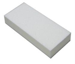 Picture of Apollo Beauty - SBWW4 Slim Buffers White White 100/120 (500/Box)