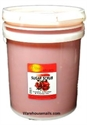 Picture of SpaRedi Item# 01390 Sugar Scrub Pomegranate 5 Gallon