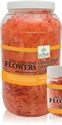 Picture of La Palm Spa - 01347 Dry Bath Soap Flowers Tangerine Orange Zest 1 Gallon
