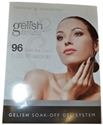 Picture of A Gelish Harmony Color Chart FREE