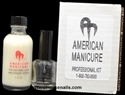 Picture of American Manicure - 310225 White Nail Tip 2 oz