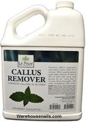 Picture of Callus Remover - 01009 LaPalm Callus Remover Spearmint 1 Gallon/128 oz