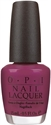 Picture of OPI Nail Polishes - B55 Plugged-in Plum