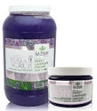 Picture of LaPalm Pedicure - 01121 Sugar Scrub Hot Oil Sweet Lavender Dreams 5 Gallon