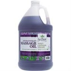 Picture of La Palm - 01050 Massage Oil Sweet Lavender Dream 1 gallon/128 oz