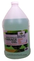 Picture of La Palm - 01359 Massage Oil Pacific Key Lime 1 gallon/128 oz