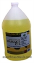 Picture of La Palm - 01343 Massage Oil Tropical Ice Lemon 1 gallon/128 oz