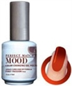 Picture of Perfect Match - MPMG28 Mood Gel Polish 0.5oz Firey Passion