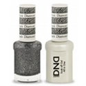 Picture of DND GEL DUO - DND407 Black Diamond Star