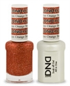 Picture of DND GEL DUO - DND412 Golden Orange Star
