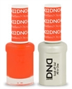Picture of DND GEL DUO - DND422 Portland Orange