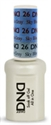 Picture of DND MOOD CHANGE GEL  - DND26 Sky Blue to Gray 0.5oz