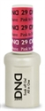 Picture of DND MOOD CHANGE GEL  - DND29 Pink to Mauve 0.5oz