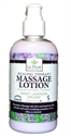 Picture of La Palm Lotion - Healing Therapy Massage Lotion Lavender 8 oz