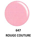 Picture of DND GEL DUO - DND647 Rouge Couture