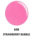 Picture of DND GEL DUO - DND648 Strawberry Bubble