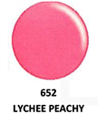 Picture of DND GEL DUO - DND652 Lychee Peachy