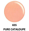 Picture of DND GEL DUO - DND655 Pure Cantaloupe