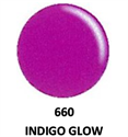 Picture of DND GEL DUO - DND660 Indigo Glow