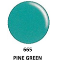 Picture of DND GEL DUO - DND665 Pine Green